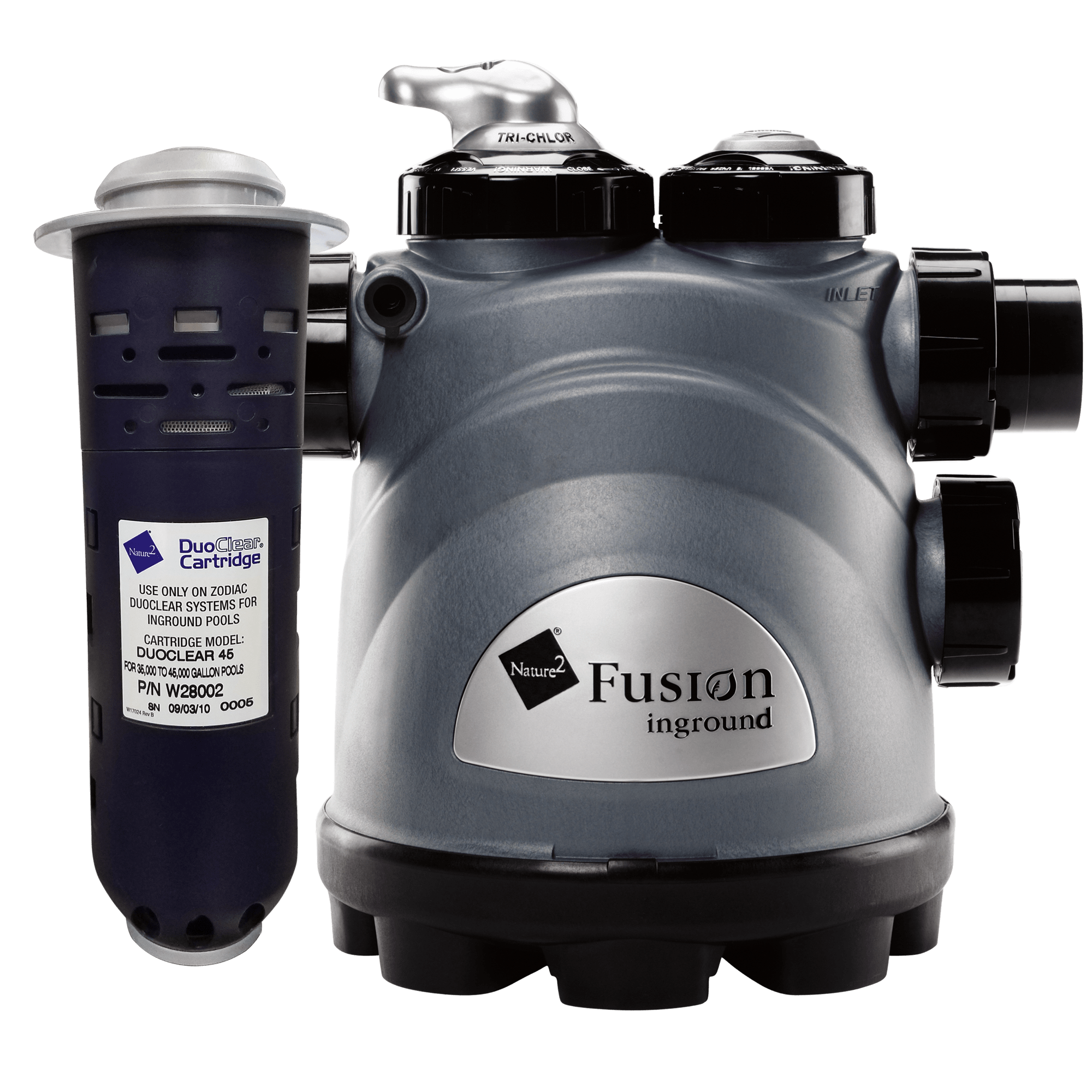 Nature2 Fusion Inground Mineral Sanitizing System